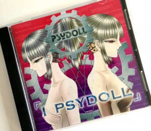 Psydoll, I Psydoll CD